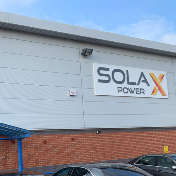 SolaX Power Expand Operation By Opening A UK Office