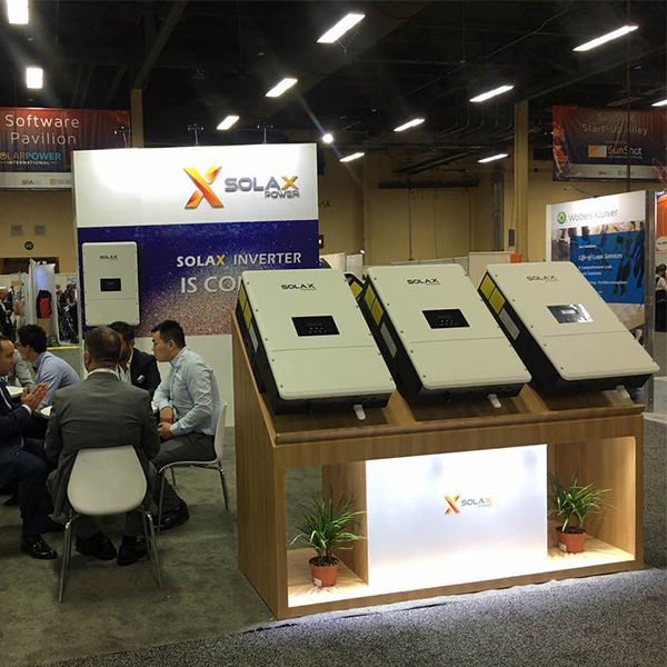 SolaX Continue To Break Into New Markets With Exhibitions Across 5 Continents